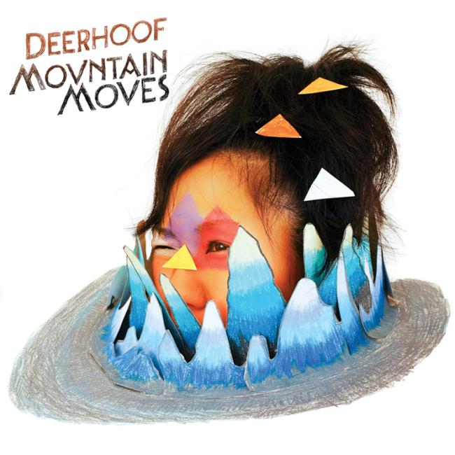 ALBUM REVIEW: Deerhoof - 'Mountain Moves'