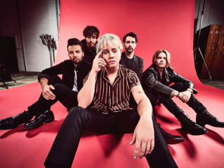"NOTHING BUT THIEVES - Reveal new track ""Broken Machine"""