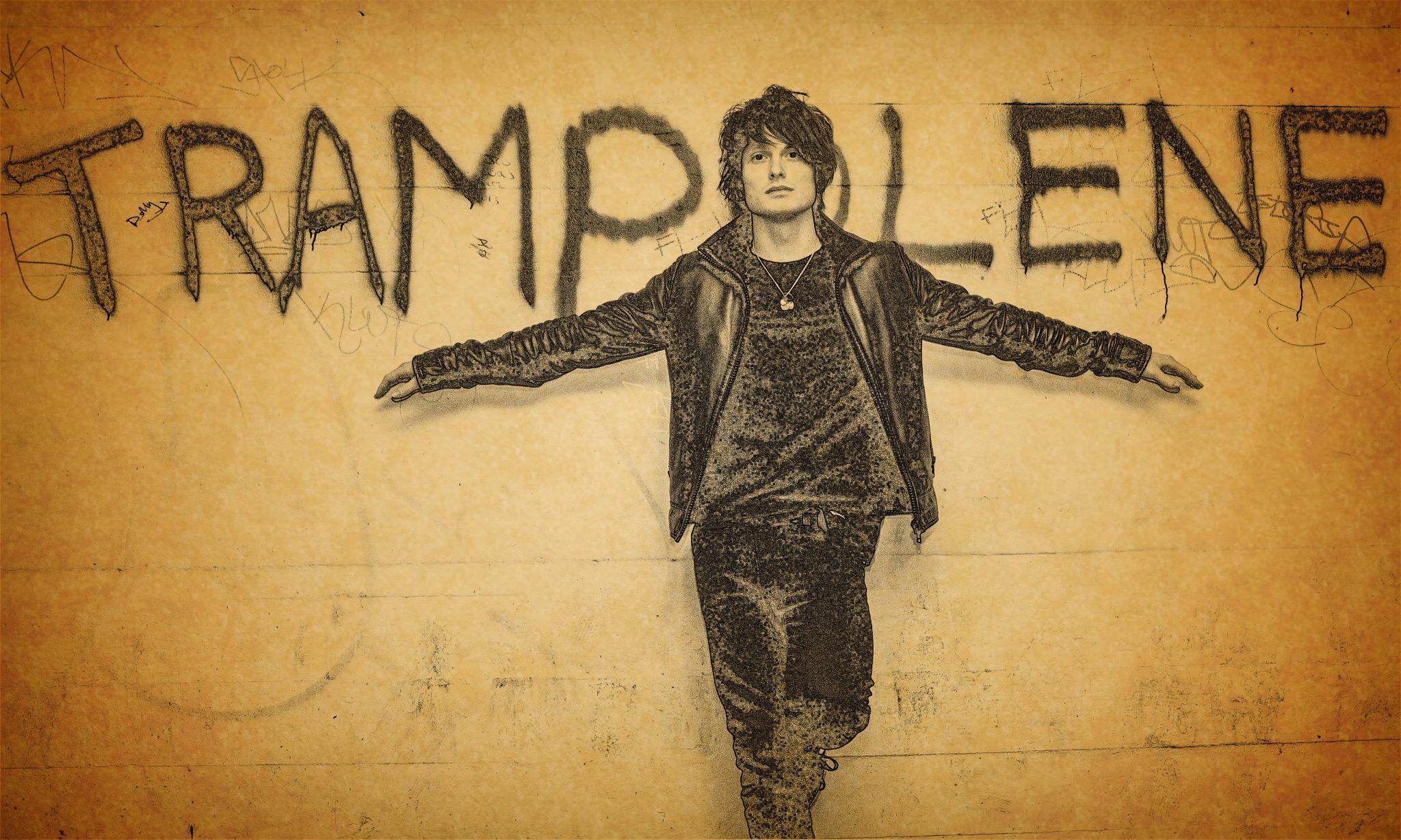 TRAMPOLENE - release single 'The Boy That Life Forgot' ahead of debut album