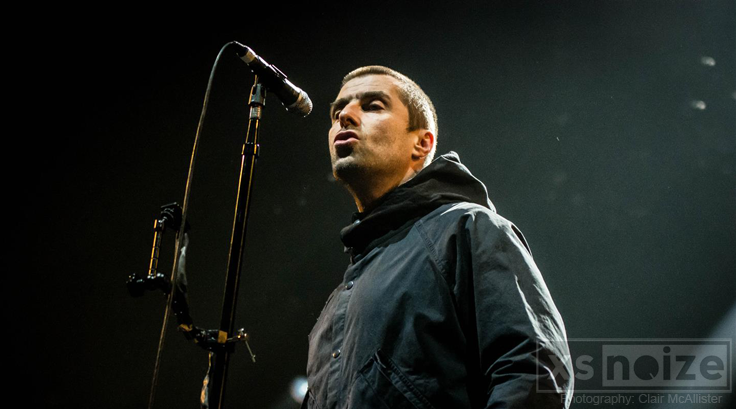 LIVE REVIEW: Liam Gallagher Rocks Belfast's SSE Arena 1