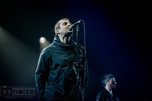 LIVE REVIEW: Liam Gallagher Rocks Belfast's SSE Arena As You Were