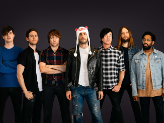MAROON 5 - Announce Highly Anticipated 6th Album 'Red Pill Blues' - Out November