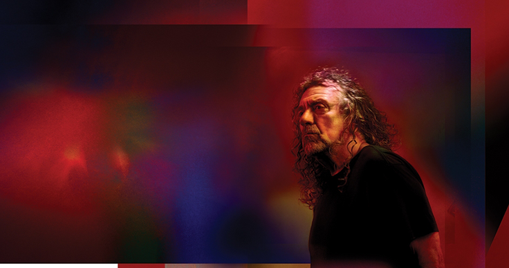 ALBUM REVIEW: Robert Plant - 'Carry Fire'