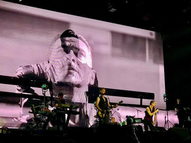 DEPECHE MODE: The Global Spirit Tour Project on Almost Predictable Almost Almost Predictable Almost