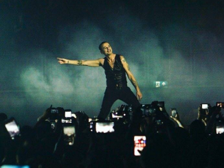 LIVE REVIEW: Depeche Mode, O2 Arena, London Nov 22 2017 2
