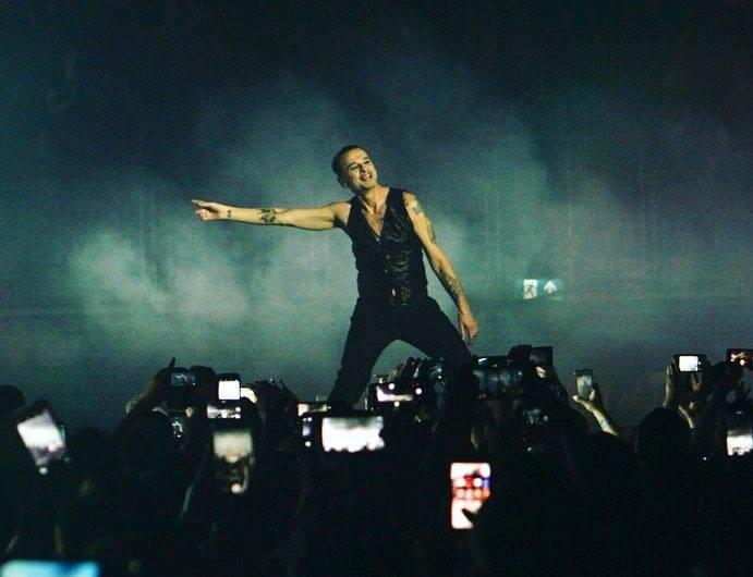 LIVE REVIEW: Depeche Mode, O2 Arena, London Nov 22 2017 2