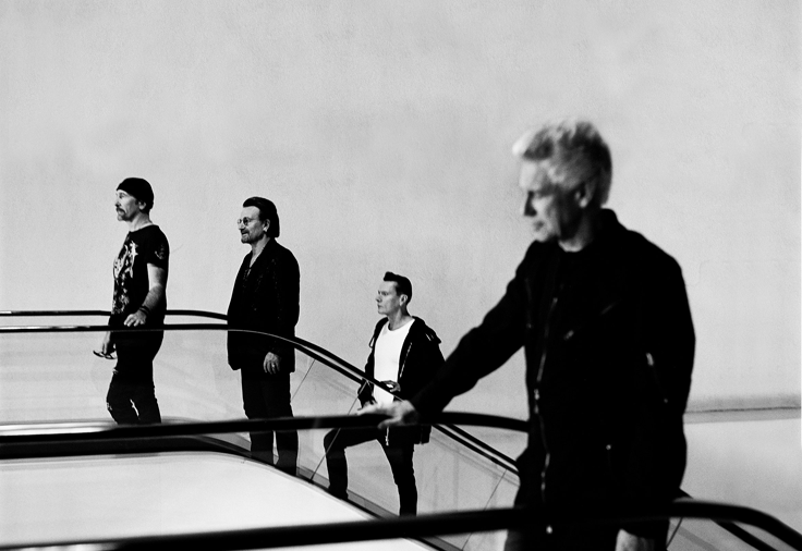 U2 Announce Details of New Album 'SONGS OF EXPERIENCE' + Tour 1