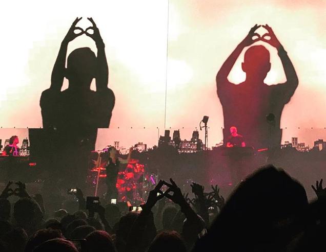 LIVE REVIEW: Depeche Mode, O2 Arena, London Nov 22 2017 Almost Predictable Almost