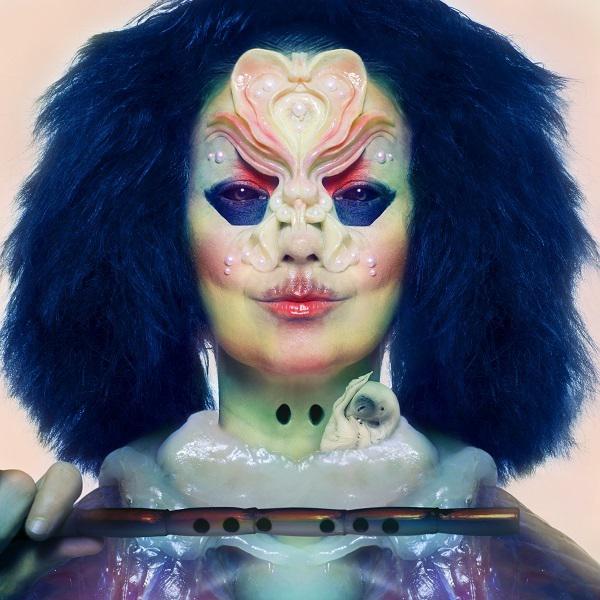 Björk Announces Ninth Studio Album - 'Utopia' Björk