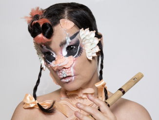 Björk Announces Ninth Studio Album - 'Utopia' 1