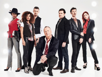 SIMPLE MINDS announce brand new album 'WALK BETWEEN WORLDS' plus UK live shows for February 2018 1