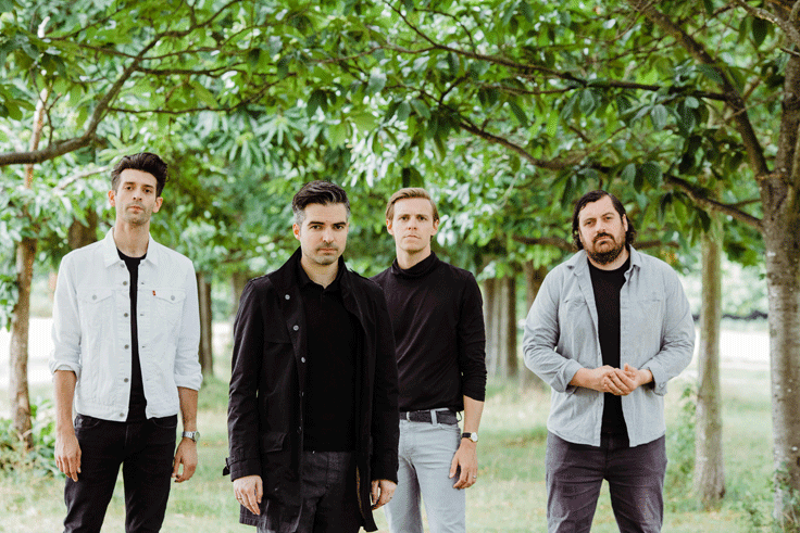 THE BOXER REBELLION speak out on mental health and share 'Love Yourself' video for CALM