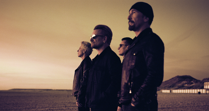 ALBUM REVIEW: U2 - Songs of Experience | XS Noize | Online Music