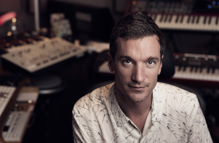 INTERVIEW: Andy Barlow – Discusses new music from Lamb + producing U2's new record. 3
