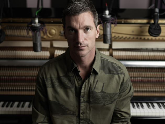 INTERVIEW: Andy Barlow – Discusses new music from Lamb + producing U2's new record. Andy Barlow