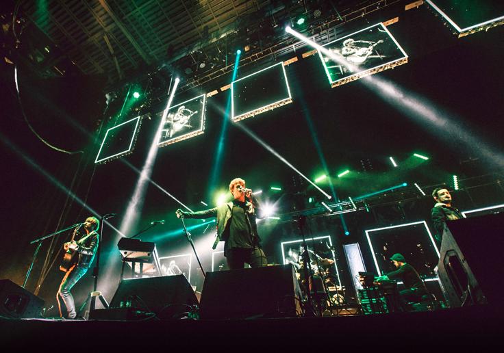 KODALINE Announce Open Air Concert at Malahide Castle
