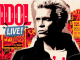 BILLY IDOL Announces UK and EUROPEAN TOUR