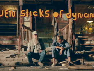 AWOLNATION release video for 'Seven Sticks Of Dynamite'