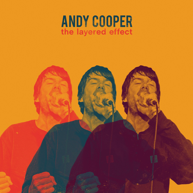 US rapper/producer ANDY COOPER Unveils his second solo LP 'The Layered Effect'