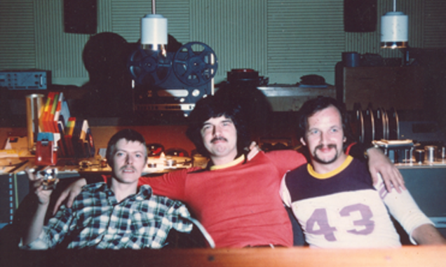 New Sky Arts documentary on iconic Hansa Studios: By The Wall 1976-90 airs on 10th January