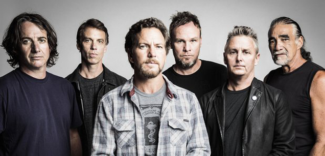 PEARL JAM Announce Summer 2018 European Tour Dates 1