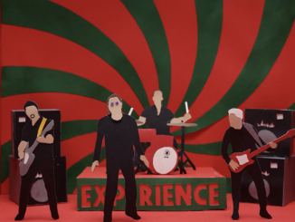 "Broken Fingaz Crew Create Animated Video for U2's ""Get Out Of Your Own Way"""
