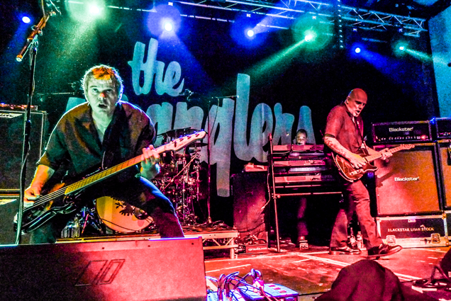 INTERVIEW: Baz Warne - 'There is still so much enthusiasm and affection for the Stranglers' Baz Warne