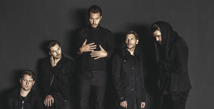 EDITORS unveil new single 'Magazine', taken forthcoming album 'Violence' - Listen Now! 2