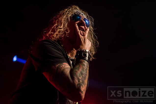IN FOCUS// Steel Panther - The Academy, Dublin on 18/01 and The Limelight I in Belfast on 19/01. Steel Panther