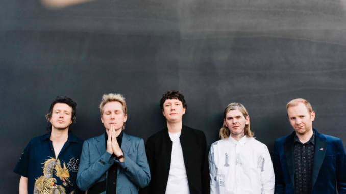 "FRANZ FERDINAND Share New Video for ""Feel The Love Go"""