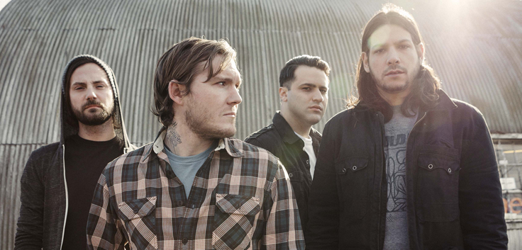 THE GASLIGHT ANTHEM Announce UK shows for 'The '59 Sound' 10th anniversary