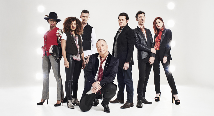 INTERVIEW: Jim Kerr of Simple Minds discusses latest album - Walk Between Worlds Charlie Burchill