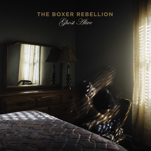THE BOXER REBELLION Announce New Album 'Ghost Alive' + UK Tour Dates The Boxer Rebellion