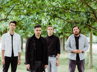 THE BOXER REBELLION Announce New Album 'Ghost Alive' + UK Tour Dates 1