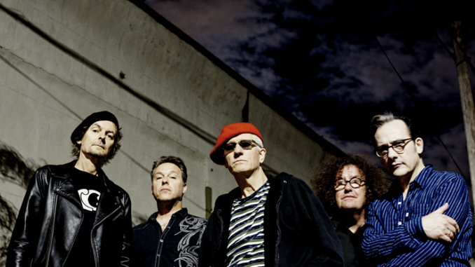 THE DAMNED return in 2018 with both new material and an extensive UK tour