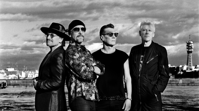 U2 Include Belfast in Their 2018 eXPERIENCE + iNNOCENCE Tour
