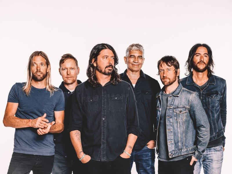 FOO FIGHTERS Concrete and Gold North American Tour 2018 Expanded by Popular Demand