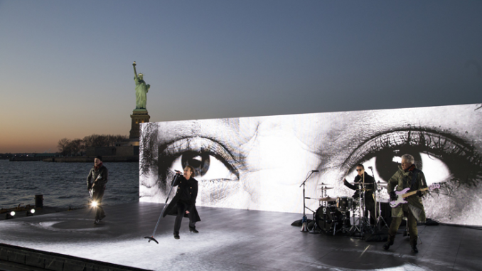 Watch U2 Perform at the 60th Annual GRAMMY Awards