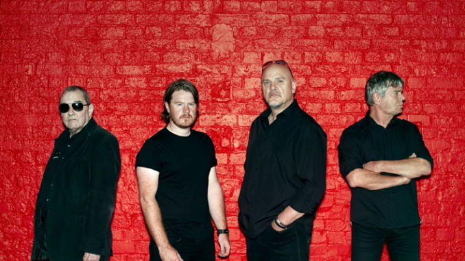 INTERVIEW: Baz Warne - 'There is still so much enthusiasm and affection for the Stranglers' 1