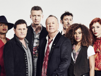 INTERVIEW: Jim Kerr of Simple Minds discusses new album - Walk Between Worlds 2