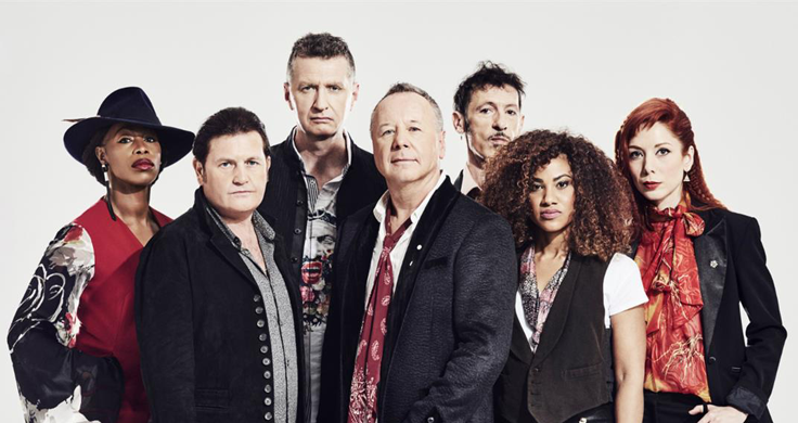 INTERVIEW: Jim Kerr of Simple Minds discusses latest album - Walk Between Worlds 2
