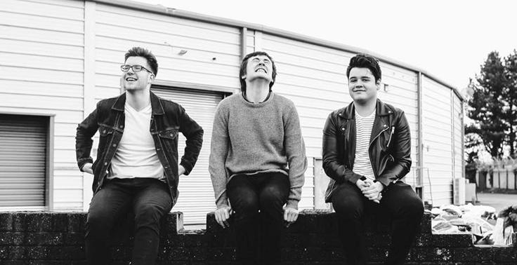 Derry three piece Punk band, TOUTS announce headline Belfast show @ the Duke Of York 2