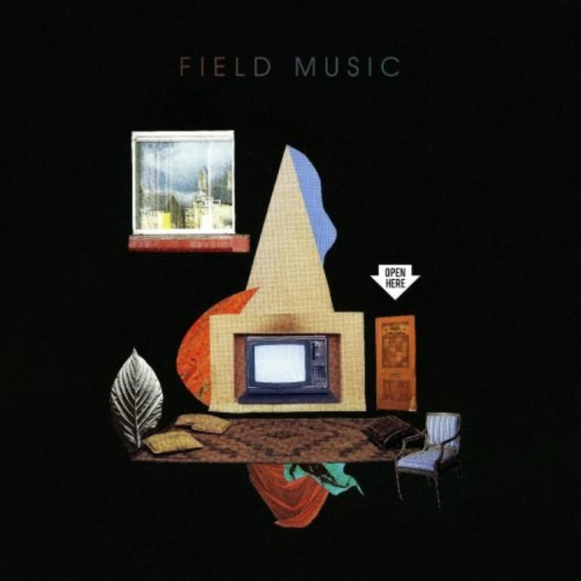 ALBUM REVIEW: Field Music - Open Here