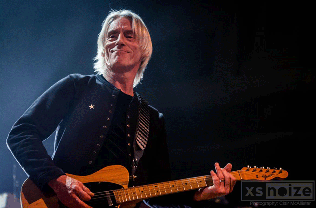 IN FOCUS// Paul Weller @ Ulster Hall, Belfast Belfast