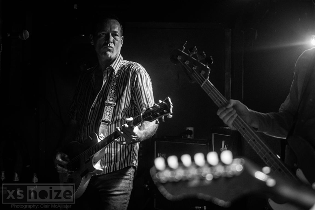 IN FOCUS// Hot Snakes @ Glasgow Broadcast Glasgow Broadcast