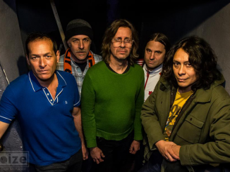 IN FOCUS// Hot Snakes @ Glasgow Broadcast 1