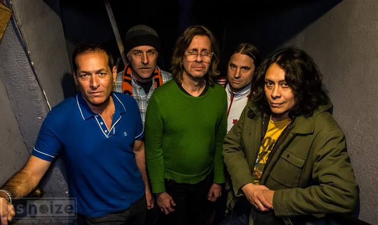 in focus     hot snakes   glasgow broadcast