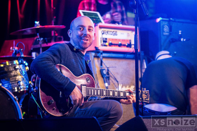 IN FOCUS// The Menzingers @ Belfast's Limelight II Belfast's Limelight