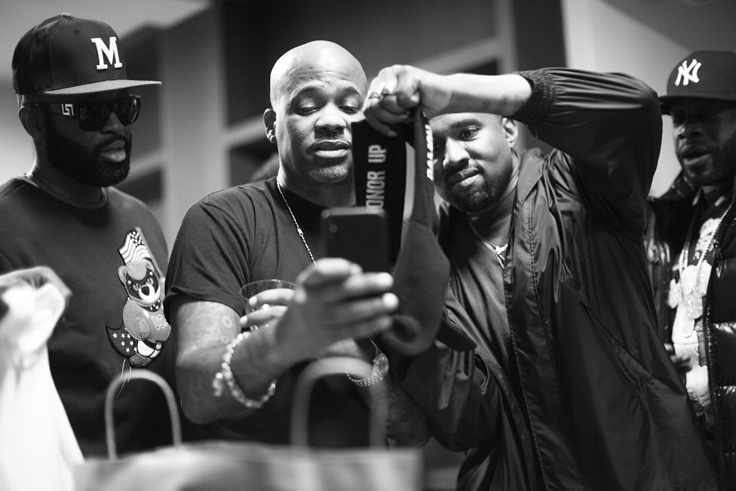 """Damon Dash's Film, """"Honor Up,"""" Gives a Violent, Soulful Rendition of Urban Life 1"""