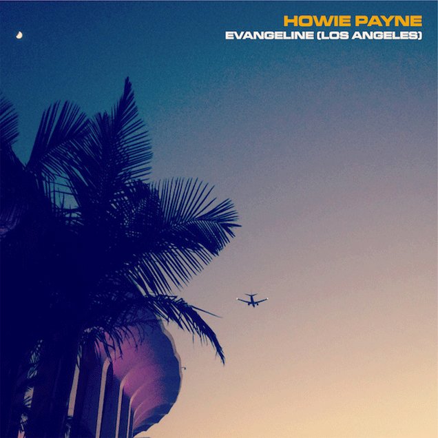 HOWIE PAYNE shares new mix of 'Evangeline', taken from his acclaimed second solo album 'Mountain'